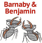 Benjamin and Barnaby