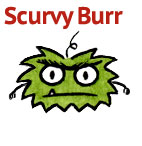 Scurvy Burr