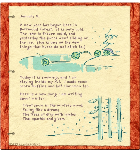 Journal - January