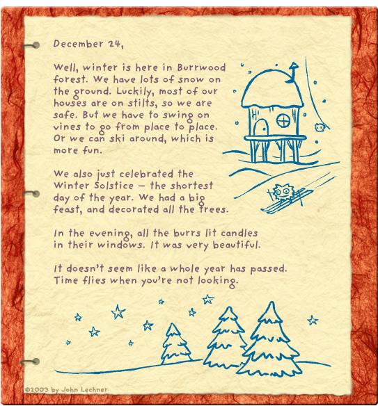 Journal - November